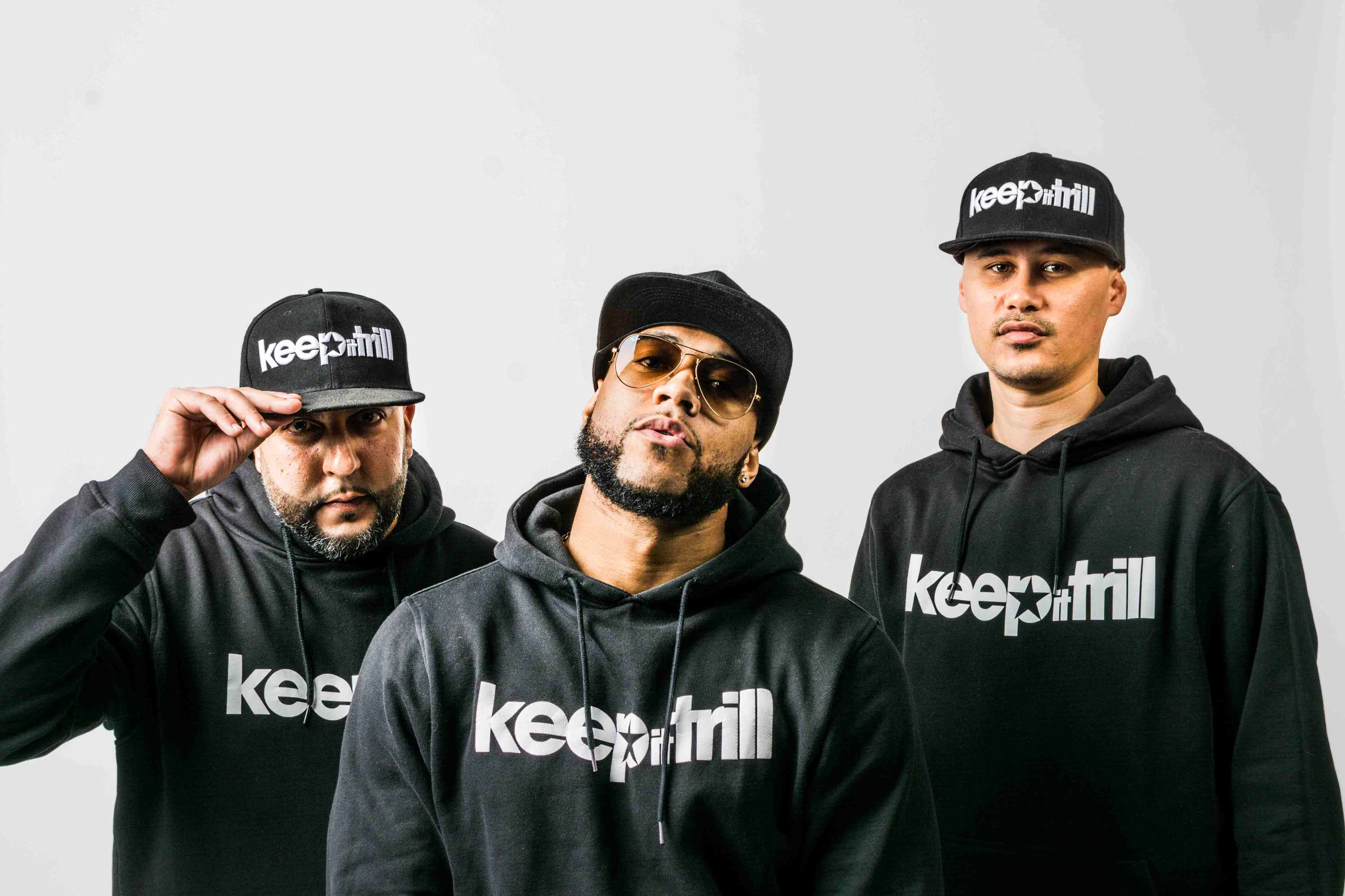 Les djs de Keep It Trill