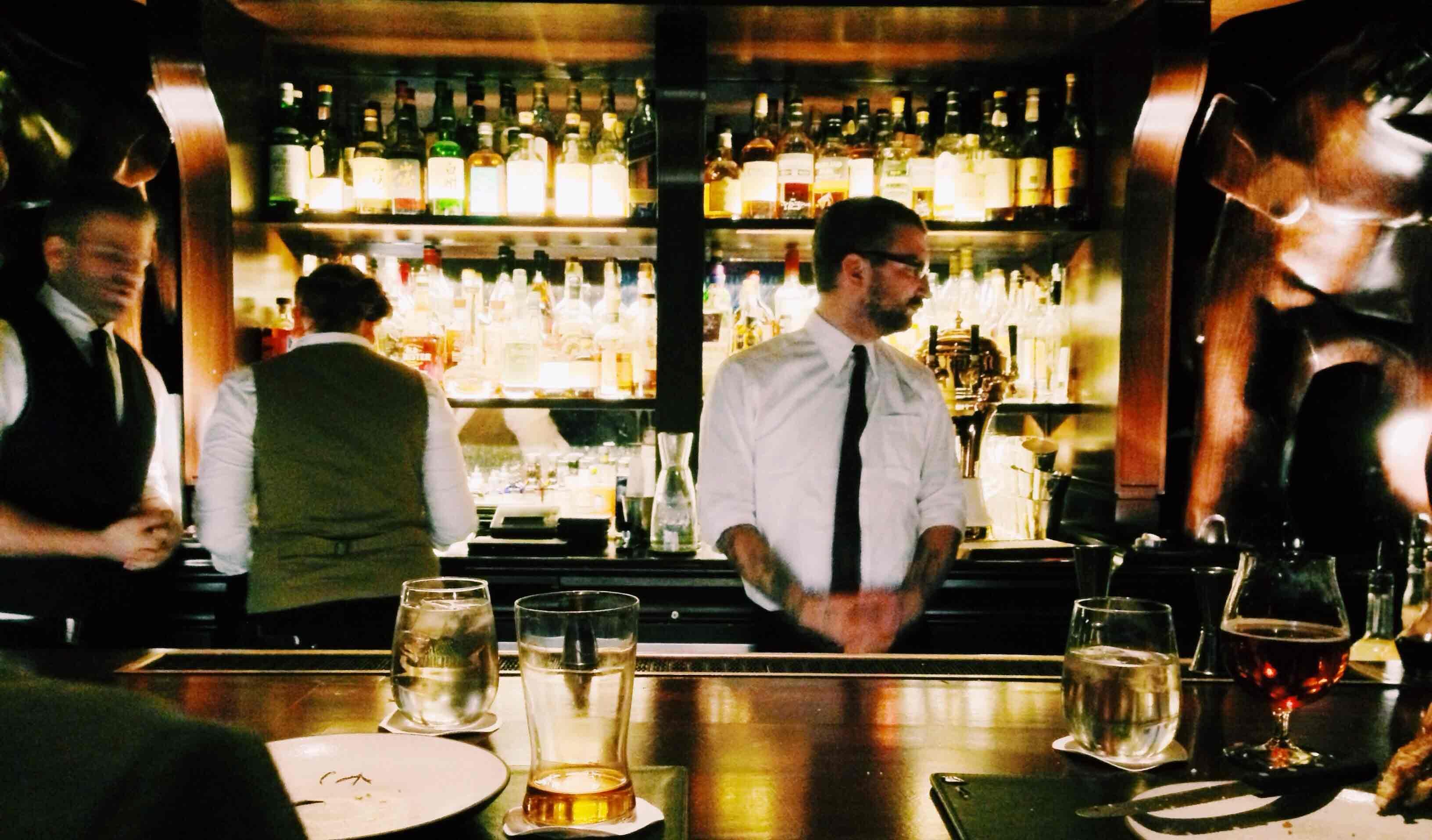Gestion équipes bar